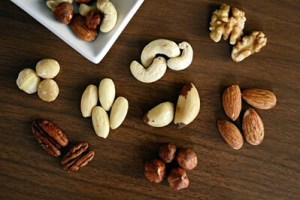 Brazil Nuts are said to boost testosterone levels with its selenium content