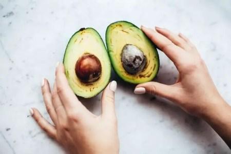 Healthy Food Avocado
