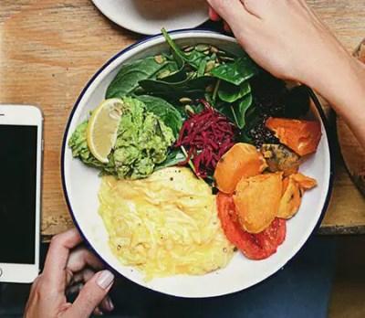 Include high alkaline foods in your meals