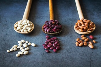 Beans will help to get things working properly in your digestive tract