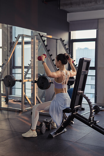 Exercise is one of the best wats to alleviate inflammation