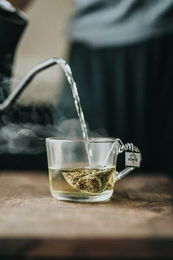 Green tea can speed up your resting metabolism