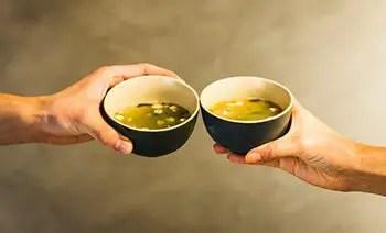 Warm liquids help to add moisture to the digestive tract