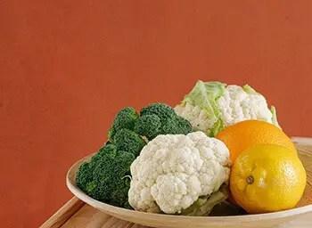 Increase your intake of vitamin c