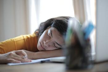 can help prevent fatigue
