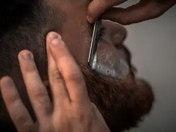 natural shave cream