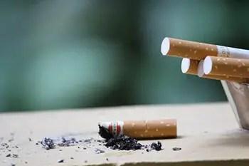 remove ashtray odor