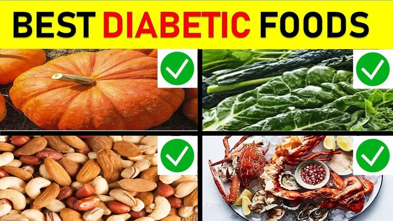 Best diabetic foods