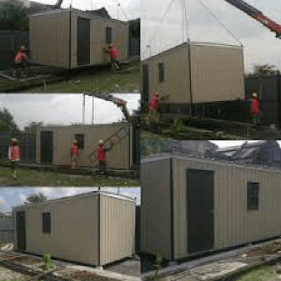 Office Cabin / Containers