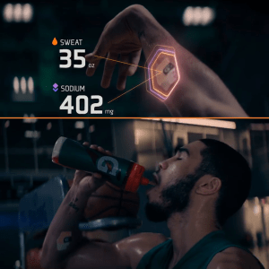 Screen capture from Jayson Tatum Commercial