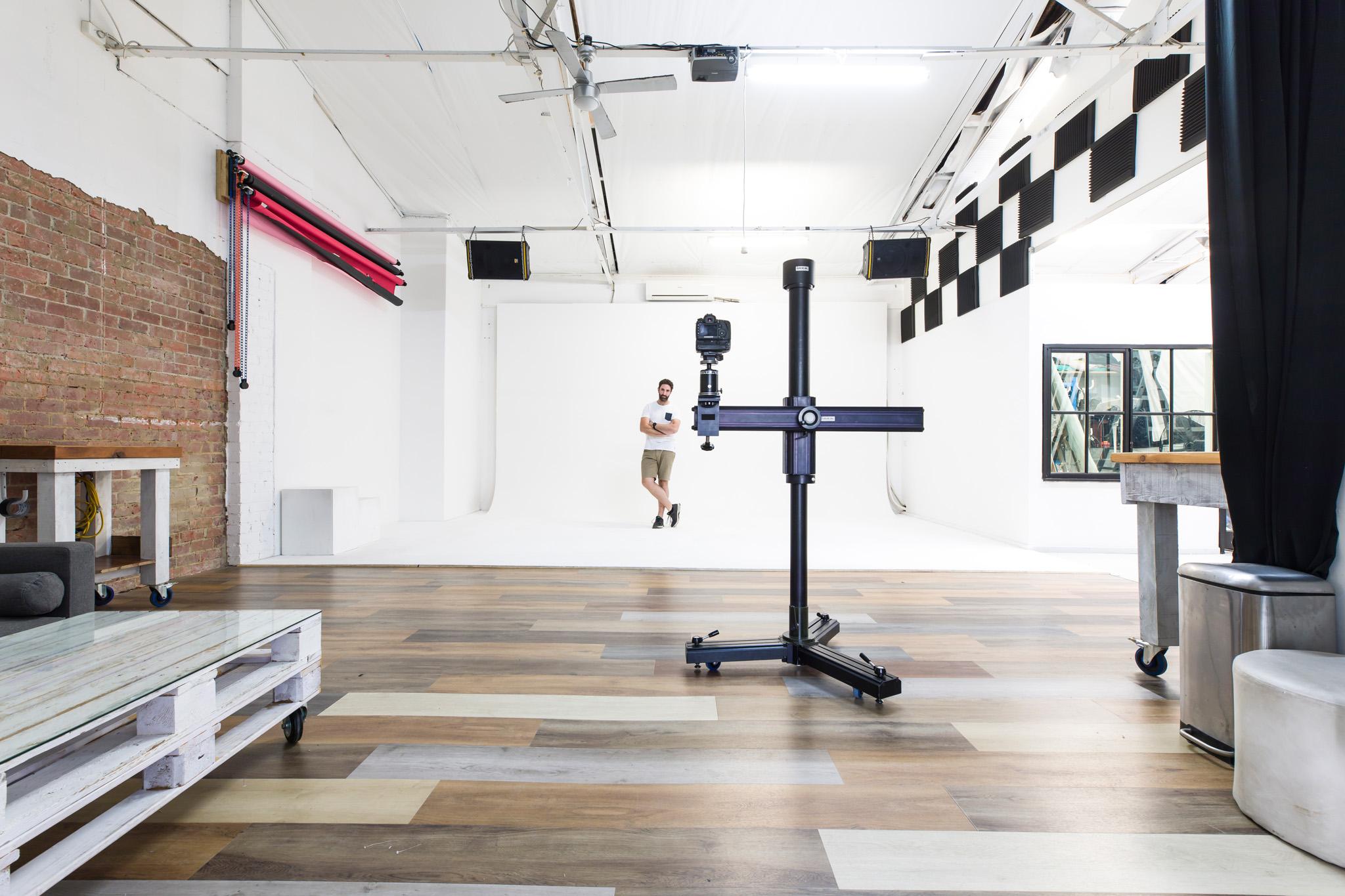 Studio 1 - Epic Studios, melbourne