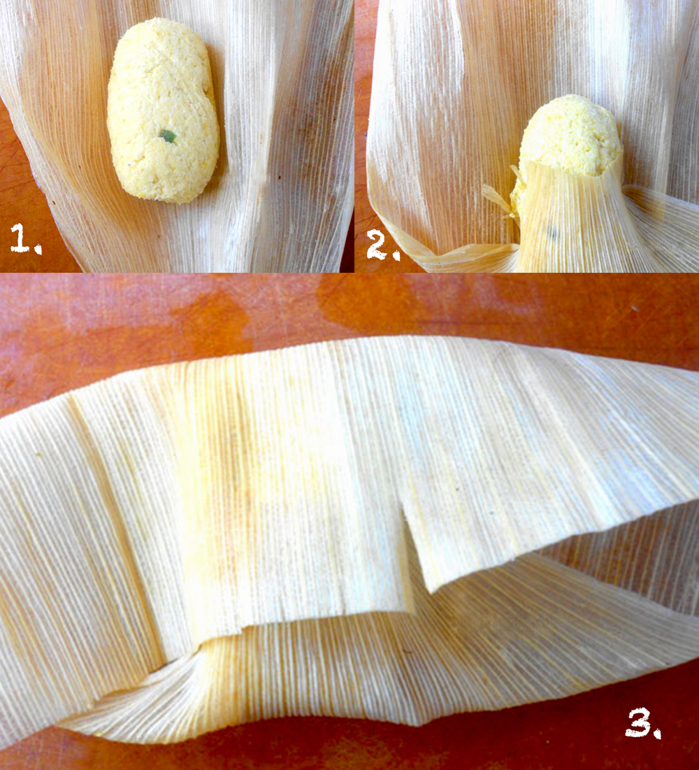 Tamale-instruction