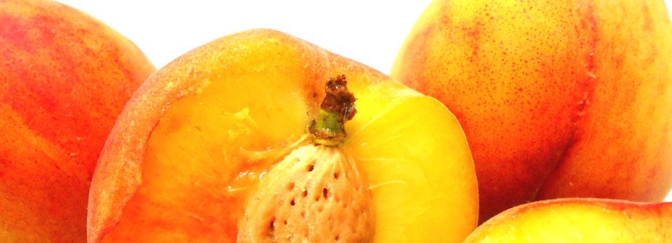 Fresh Peach & Berry Crisp