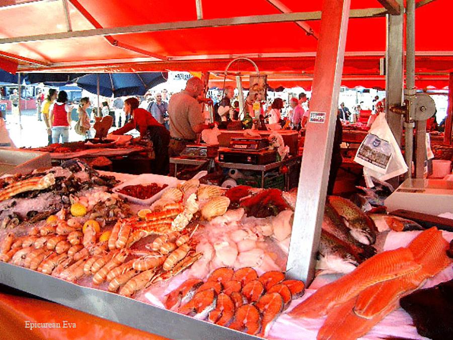 Norway-fish-market