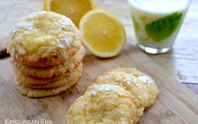 Lemon & Honey Cookies