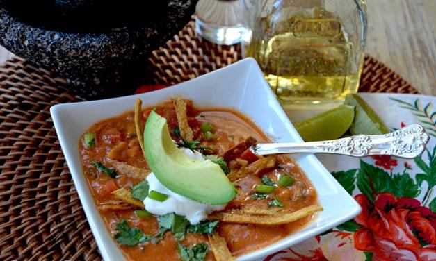 Monte Vista Tortilla Soup