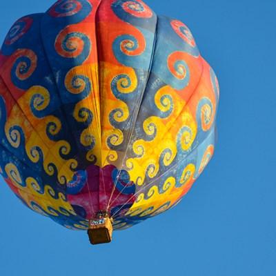 Like Diamonds in the Sky ~ Albuquerque International Balloon Fiesta