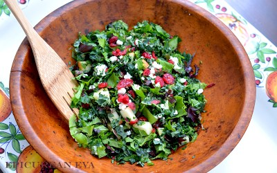 Organic Kale & Apple Chopped Salad