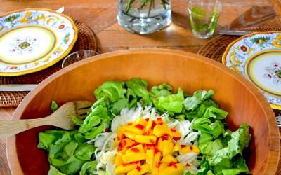 Mango & Fennel Citrus Salad