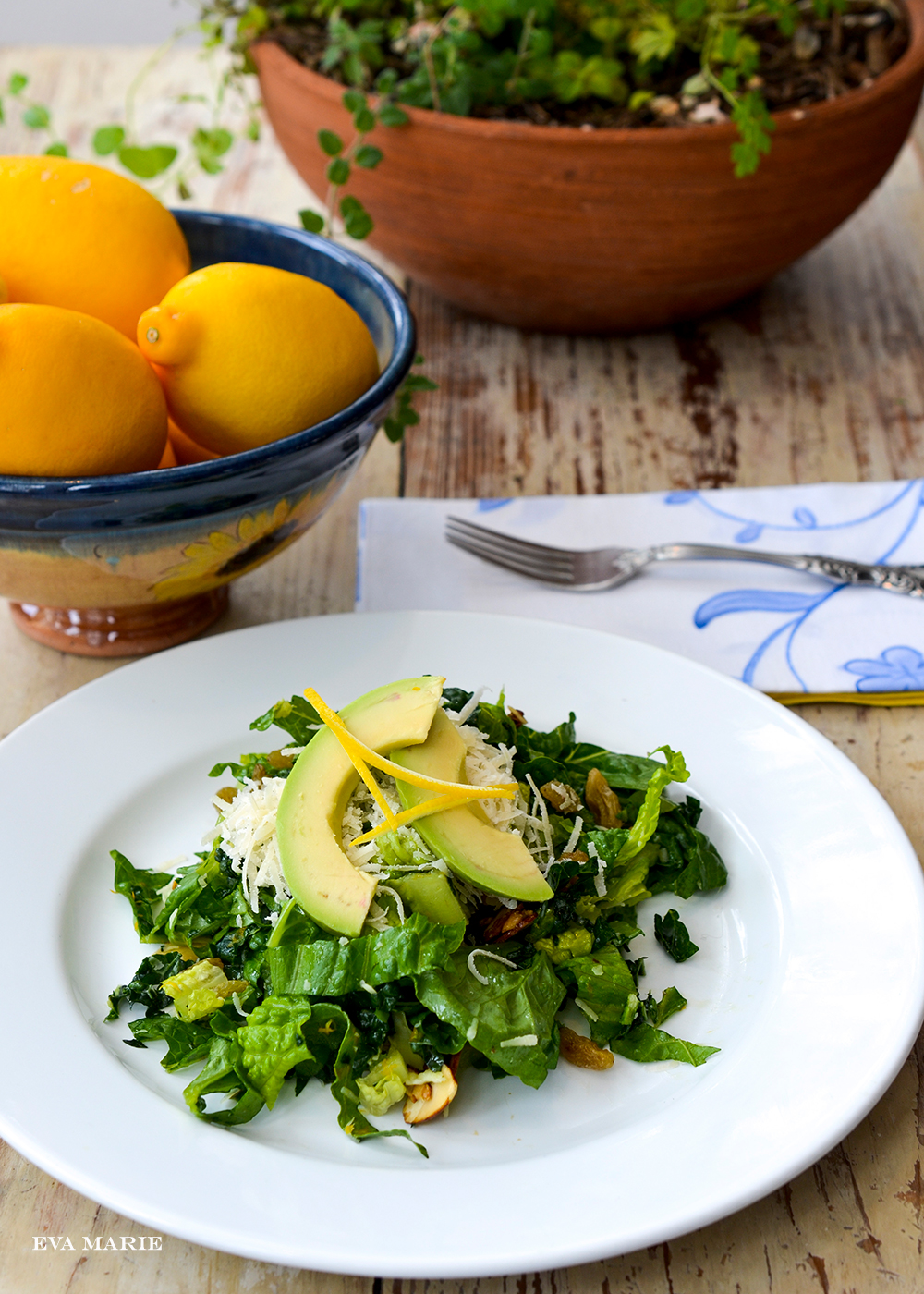 California Lemon-Salad-recipe