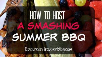 It's time to fire up the grill! Here are five tips to personalize your next summer BBQ party via EpicureanTravelerBlog.com!