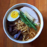 Ramen with Turkey Dashi