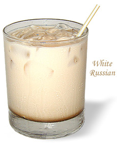 White Russian et Russe Blanc