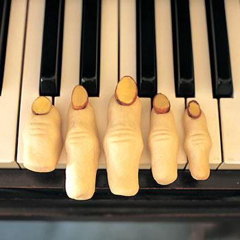 Finger Cookies