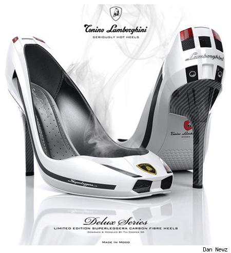 footwear designs 01 Strange Footwear designs