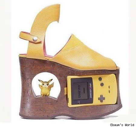footwear designs 03 Strange Footwear designs