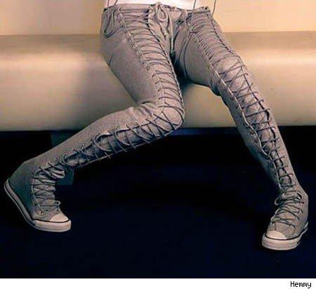 footwear designs 16 Strange Footwear designs