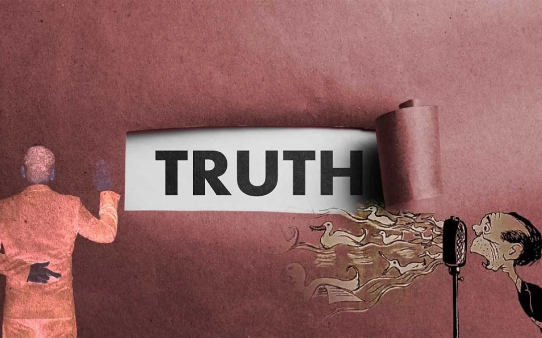 Ψεύδος, μισές αλήθειες ή αλλιώς… προπαγάνδα