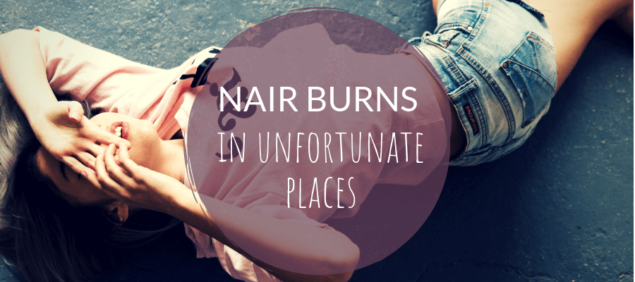 Nair Burn on Vag: Everything You Need to Know!