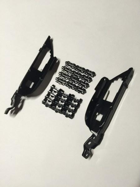 N-Tune Bumper Hardware