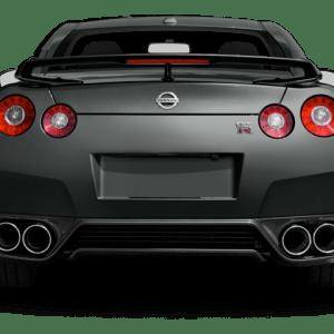 Nissan OEM Rear Bumper Lower Grille DBA: 2012+ Nissan R35 GTR