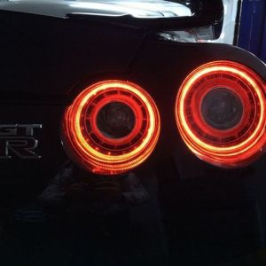 Nissan OEM LED Taillight Assembly (Set LH/RH): 2015+ Nissan R35 GTR