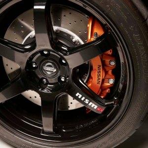 Nissan OEM Wheels: 2017+ Nismo Edition GTR
