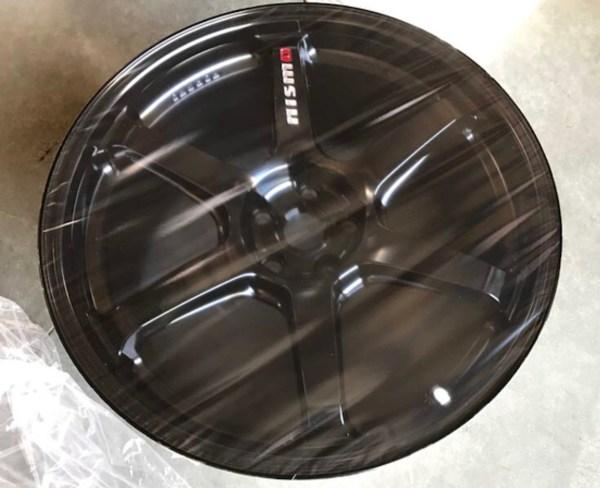 Nismo oem 2017 wheels2