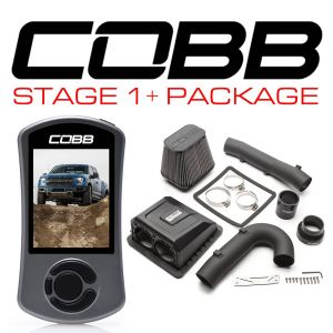Cobb Tuning Stage 1+ Ford F150 Raptor 2017-2018
