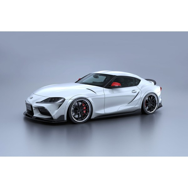 Artisan Spirits Black Label 5pc Kit (CF) - Toyota GR Supra 2020+