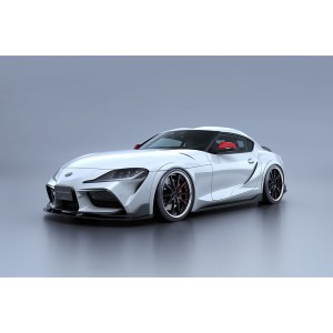 Artisan Spirits Black Label Fender Trim Kit (FRP) – Toyota GR Supra 2020+