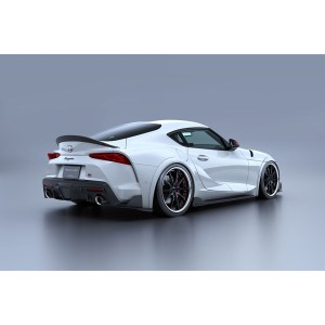 Artisan Spirits Black Label Rear Trunk Spoiler (FRP) – Toyota GR Supra 2020+
