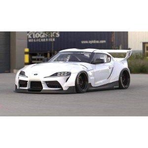 Pandem Widebody Aero Kit V1.0 (without Wing) – Toyota GR Supra (A90) 2020+