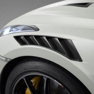 Nissan OEM Carbon Fiber Vented Fender (Nismo): 2020+ Nissan R35 GTR (Right-Hand)