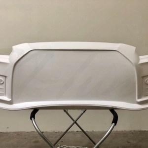 N-Tune V2 Drag Bumper (FRP): 2017-2020 Nissan R35 GTR