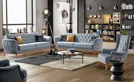 Κλασικός Καναπές Κρεβάτι Dante 13156