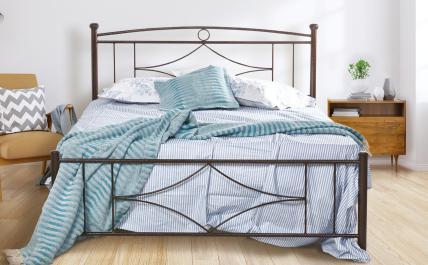 Μεταλλικό Κρεβάτι 21341-17