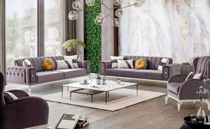 Κλασικός Καναπές Κρεβάτι Τριθέσιος Martin (1τμχ.) 13150
