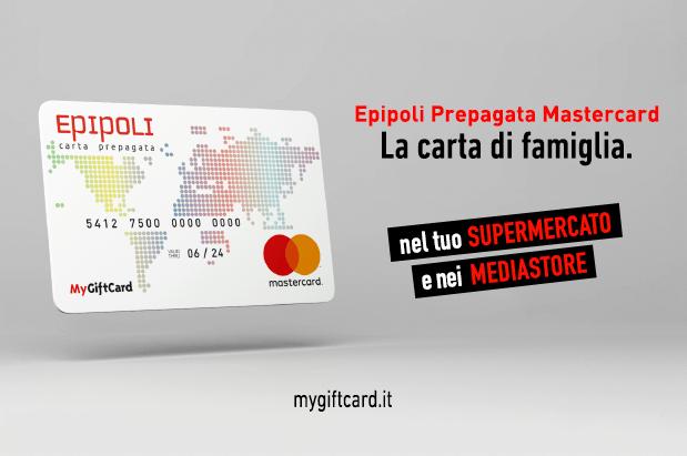 Carta Prepagata Mastercard Di Epipoli Come Funziona