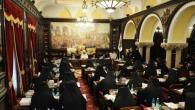 COMUNICAT DE PRESĂ În zilele de 6-7 iulie 2010, la Reşedinţa patriarhală, sub preşedinţia Preafericitului Părinte Patriarh Daniel, a avut loc şedinţa de lucru a Sfântului Sinod al Bisericii Ortodoxe […]